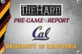 DieHard Pregame Report: California Golden Bears