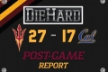 A Closer Look at the ASU Victory Over Cal