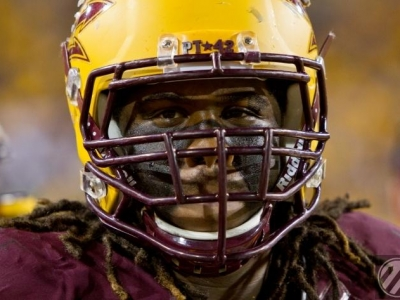 Sun Devil for Life...#90 Will Sutton.
