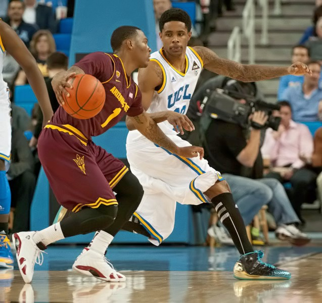 Jahii Carson led the Sun Devils with 22 points and 7 assists.