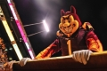 THE SPARKY PROJECT #2: Consequences for the Great Sun Devil under the Mask
