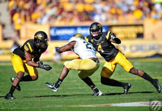 Newcomers in the fall with help solidify the Sun Devil defense.