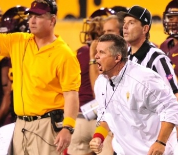 Head Coach, Todd Graham