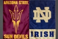 GAME ON, Notre Dame Honors Commitment to ASU Game in Tempe November 8, 2014