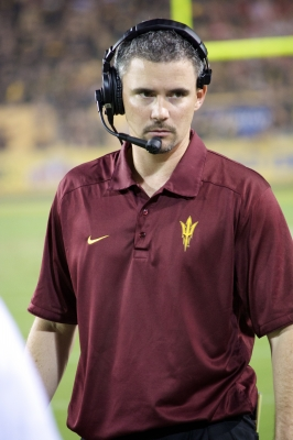 Offensive Coordinator. Mike Norvell