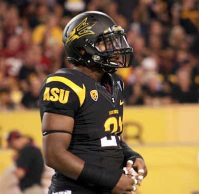 ASU LB, #21 Chris Young