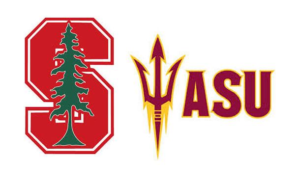 Final Score: Stanford 42 - ASU 28.