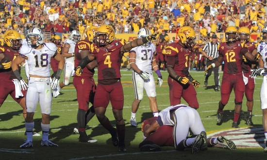 "Will the Sun Devil ""D"" create turnovers up front?"