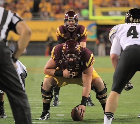 Taylor Kelly led the Sun Devils to 25 points in the first quarter vs Colorado