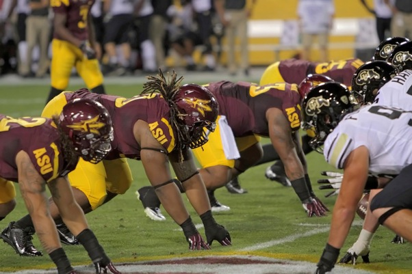 ASU's front 7 bounced back after a rough showing against Notre Dame