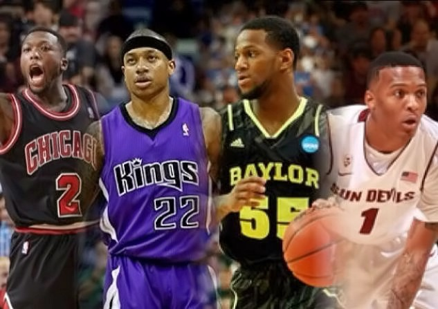 Jahii Carson will follow the lead of Robinson, Thomas and