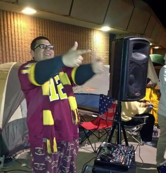 Camp Fargo