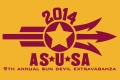 The 9th Annual Sun Devil Extravaganza Invades Tucson for the Game