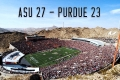 ASU 2004 Sun Bowl vs Purdue: A Look Back to Look Forward