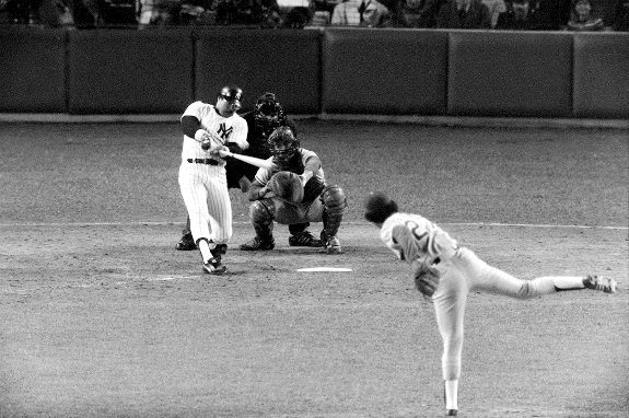Game 6 of the World Series, Oct. 18, 1977