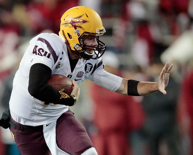 QB Taylor Kelly - All Class Sun Devil for Life