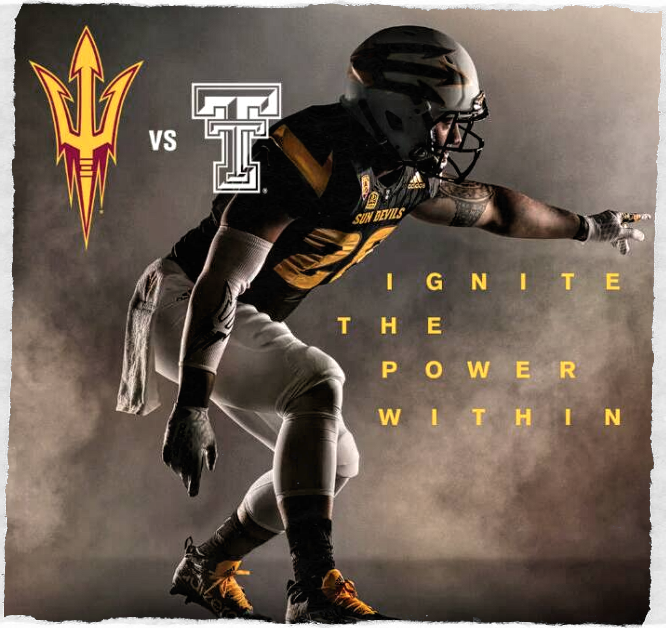 Check out DieHard's 3-Stripe Life: First Look at ASU's Uniforms vs Texas Tech