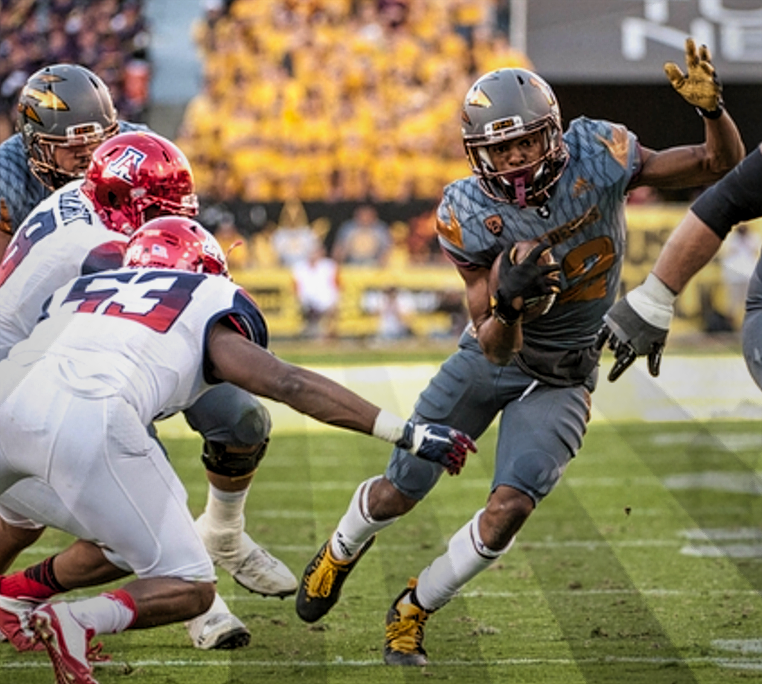 Tim White puts on a show at the 2015 Territorial Cup with All-Purpose Yards