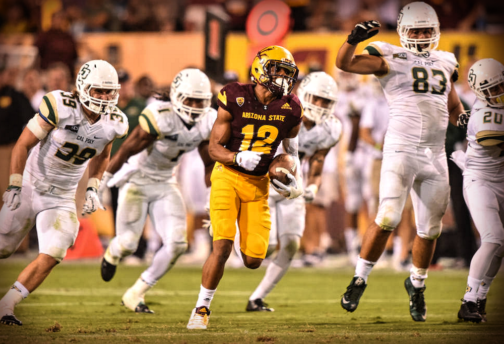 Sun Devil Student-Athlete, Tim White