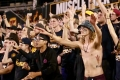 Shirtless & Unstoppable: The Story Behind This DieHard Sun Devil's Wild Ride at ASU