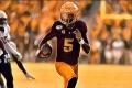 ASU-Washington State Game Story: Jayden Daniels Takes Sun Devil Football on a Flight
