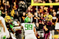 QB Jayden Daniels: ASU's Freshman Phenom Exceeding Highest Expectations in Tempe